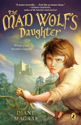 The Mad Wolf's Daughter Cover Image