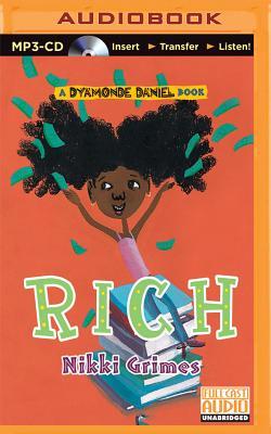 Rich (Dyamonde Daniel Book #2) Cover Image