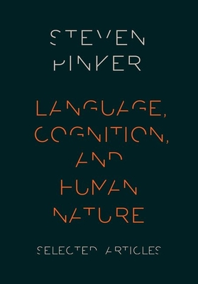 Language, Cognition, and Human Nature Cover
