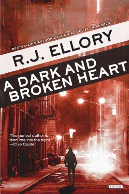 A Dark and Broken Heart: A Thriller Cover Image