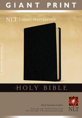 Giant Print Bible-NLT Cover Image