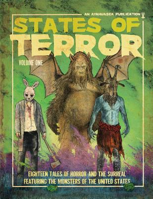 States of Terror Volume One Cover Image