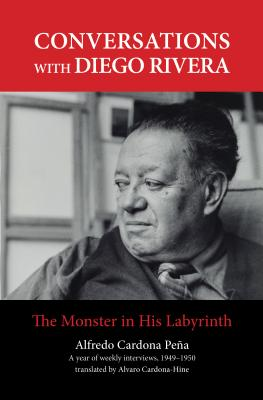 Cover for Conversations with Diego Rivera