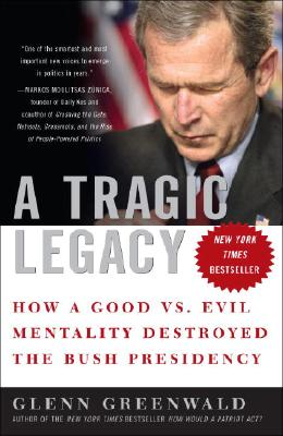 A Tragic Legacy Cover