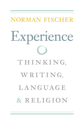 Experience: Thinking, Writing, Language, and Religion (Modern & Contemporary Poetics) Cover Image