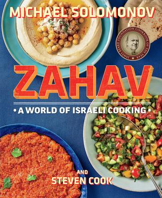 Cover for Zahav
