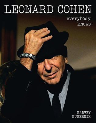 Cover for Leonard Cohen