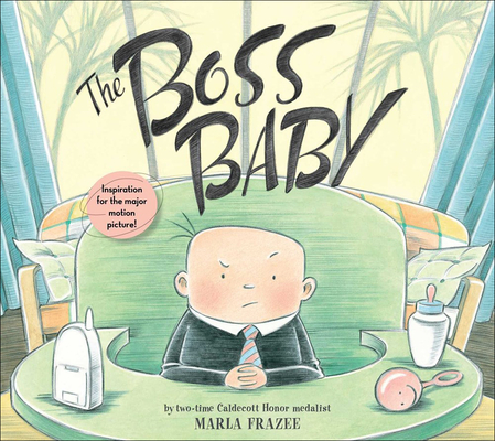 Boss Baby Cover Image