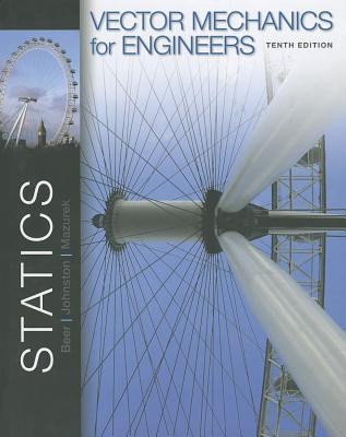 Vector Mechanics for Engineers: Statics Cover Image