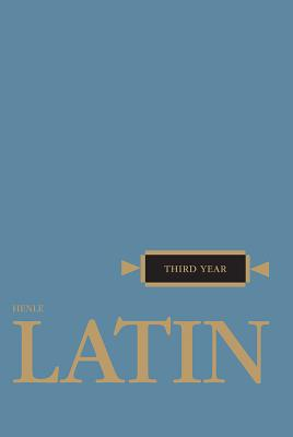 Henle Latin Third Year Cover Image