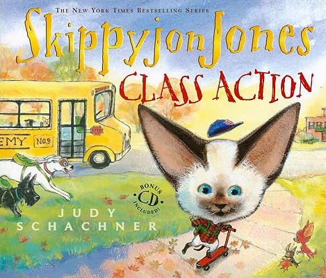 Skippyjon Jones, Class Action Cover