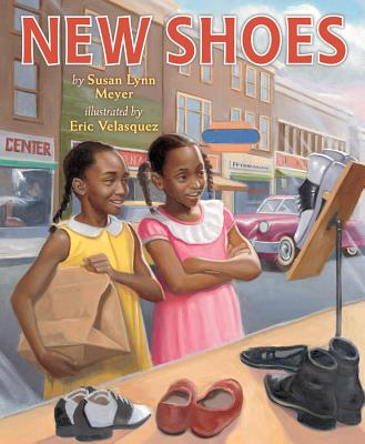 New Shoes Cover Image