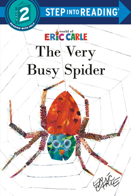 The Very Busy Spider (Step into Reading) Cover Image