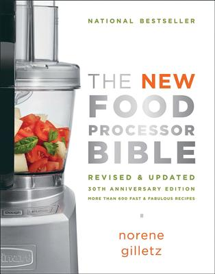 The New Food Processor Bible Cover