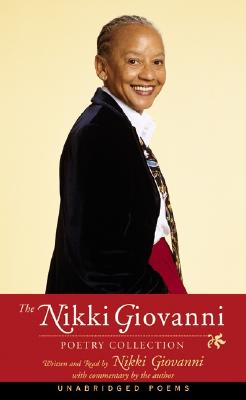 The Nikki Giovanni Poetry Collection Cover Image