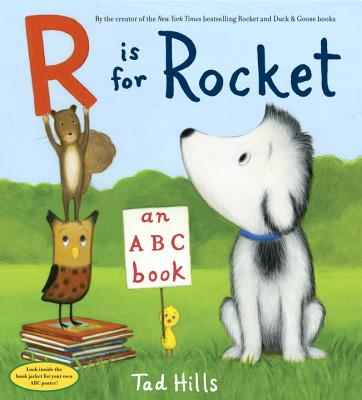 Cover for R Is for Rocket