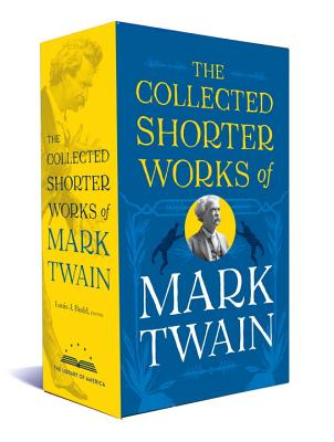 Cover for The Collected Shorter Works of Mark Twain