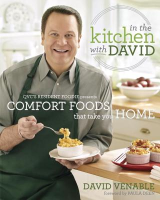 In the Kitchen with David Cover