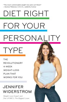 Cover for Diet Right for Your Personality Type