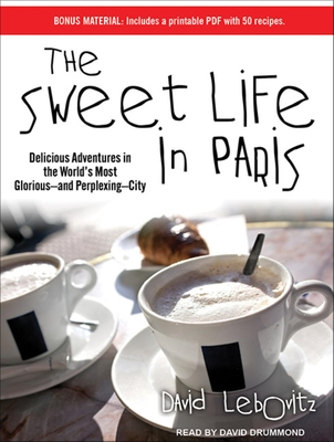 The Sweet Life in Paris Cover