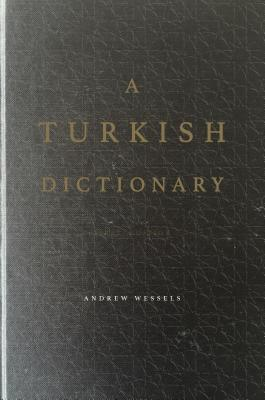 A Turkish Dictionary Cover Image