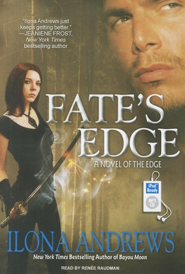 Fate's Edge (Edge (Audio)) Cover Image