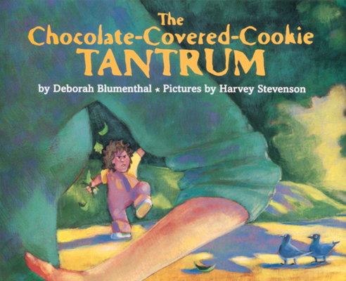 The Chocolate-Covered-Cookie Tantrum Cover