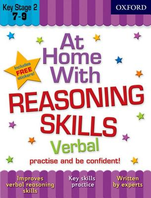 At Home with Verbal Reasoning Skills (7-9) Cover Image