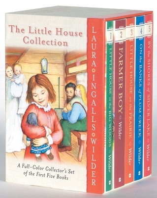 The Little House Collection Box Set (Full Color) Cover