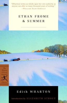 Ethan Frome & Summer Cover