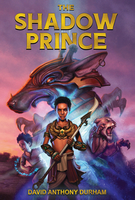 The Shadow Prince Cover Image
