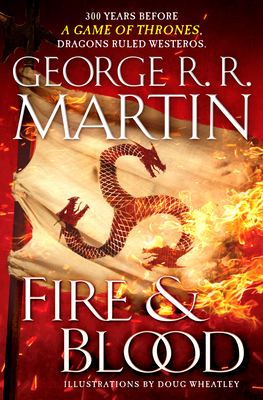 Fire and Blood cover image