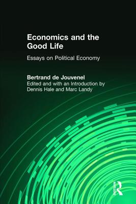 Economics and the Good Life Cover Image