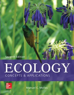 Ecology: Concepts and Applications Cover Image