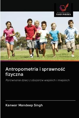 Antropometria i sprawnośc fizyczna Cover Image