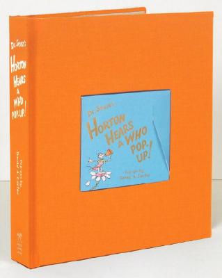 Horton Hears a Who Pop-Up! (Limited Edition) Cover
