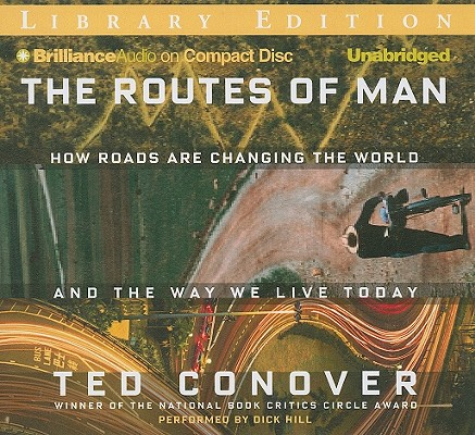 The Routes of Man Cover