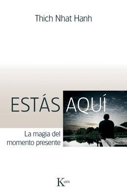 Estas Aqui: Descubriendo la Magia del Momento Presente = You Are Here Cover Image