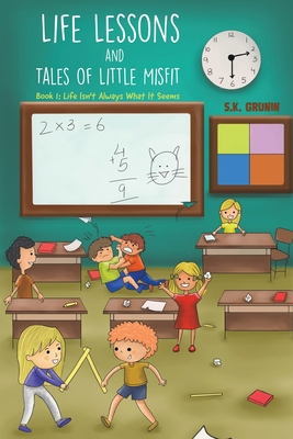 Life Lessons and Tales of Little MisFit Cover Image
