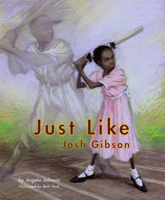 Cover for Just Like Josh Gibson