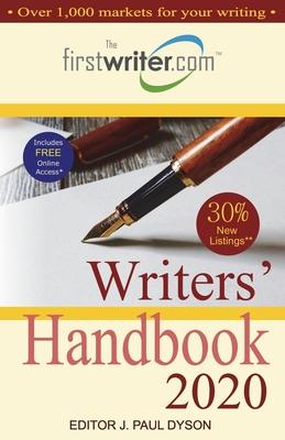 Writers' Handbook 2020 Cover Image