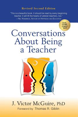 Conversations about Being a Teacher Cover Image