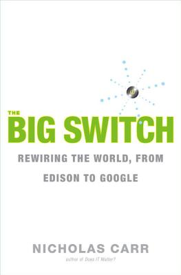 The Big Switch Cover