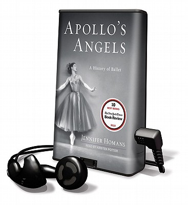Apollo's Angels (Playaway Adult Nonfiction) Cover Image