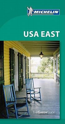 Michelin Green Guide USA East Cover