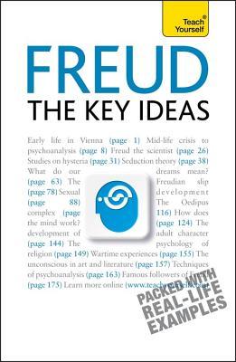 Freud - The Key Ideas Cover Image