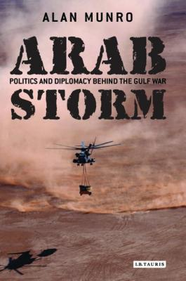 Arab Storm Cover Image