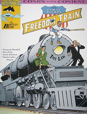 The Civil Rights Freedom Train Cover Image