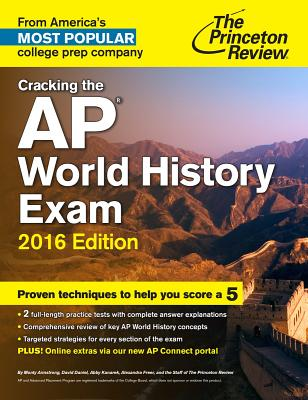 Cracking the AP World History Exam (Paperback) | Tattered
