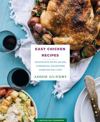 Cover for Easy Chicken Recipes